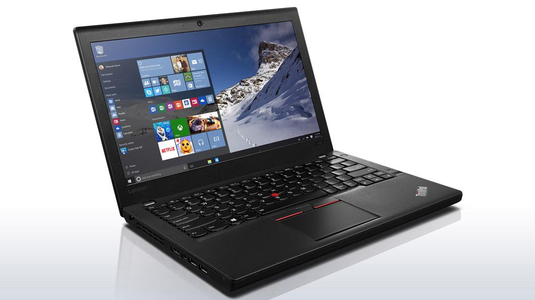IBM Lenovo Lenovo Thinkpad X260 20F60041GE 12,5 HD-IPS i5-6200U 4GB 500GB-SSHD WL BT Cam W7P/W10P 3J.Gar.