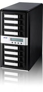 areca arc 8050t2 thunderbolt 2 raid system 8 hd slots ohne festplatten. Black Bedroom Furniture Sets. Home Design Ideas